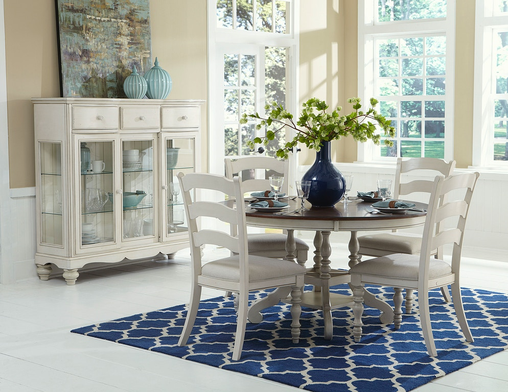 Hillsdale Furniture Dining Room Pine Island Round Dining