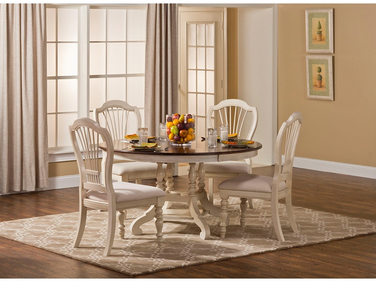 Hillsdale Furniture Dining Room Pine Island Wheat Back Side Chair