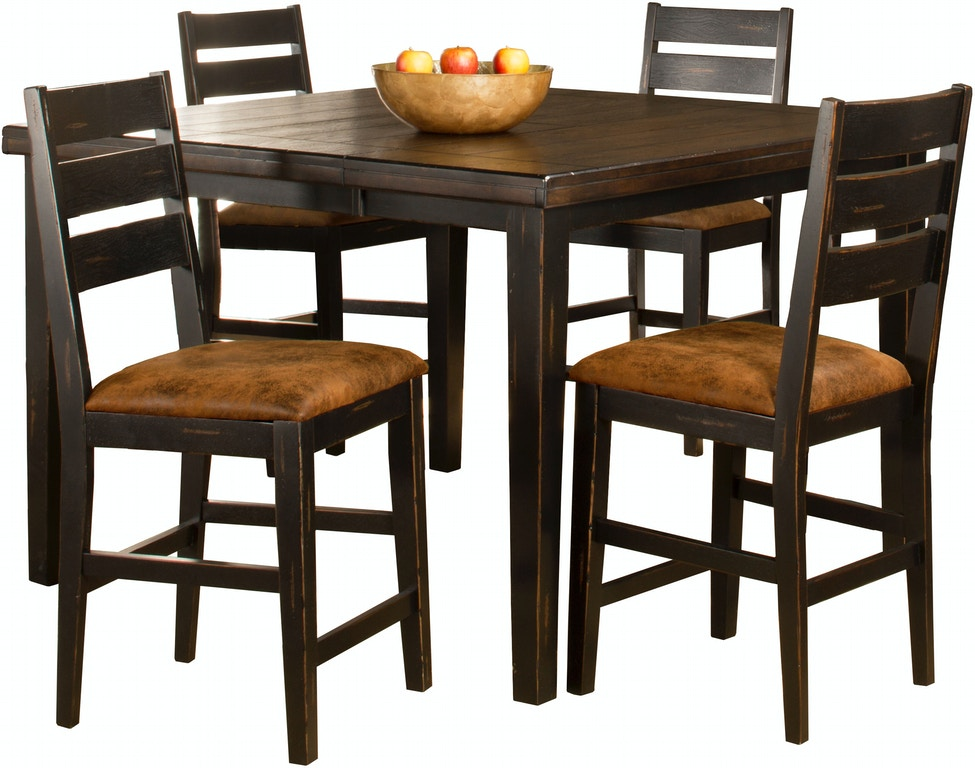 Brilliant Hillsdale Furniture Bar And Game Room Killarney 5 Piece Pabps2019 Chair Design Images Pabps2019Com