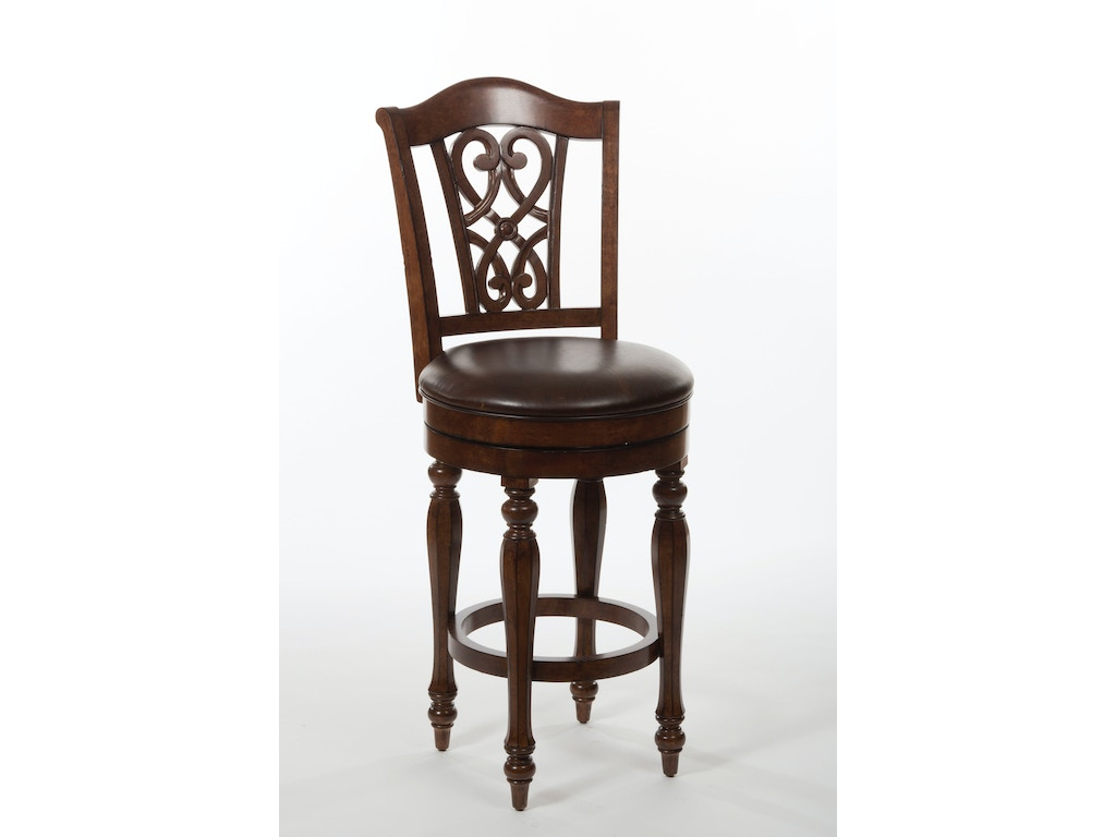 Hillsdale furniture bar and game room hamilton park swivel for Furniture quiz
