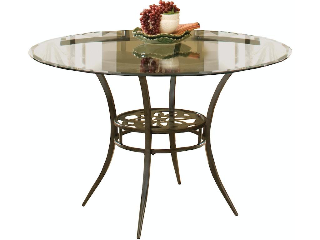 Hillsdale furniture dining room marsala table