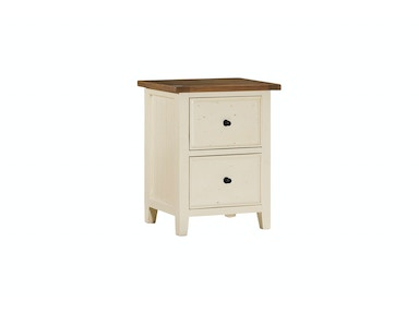 Hillsdale Furniture Tuscan Retreat ® File Cabinet 5465-1045W