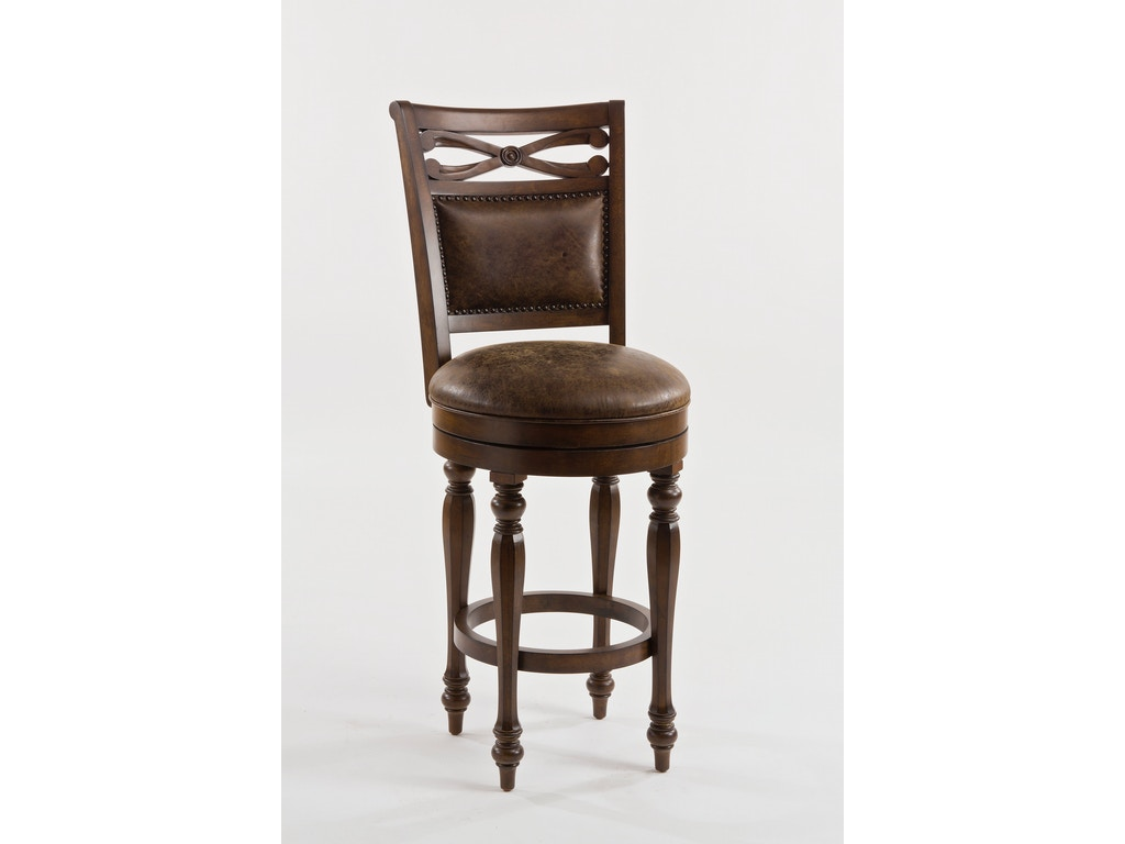 Hillsdale Furniture Bar And Game Room Seaton Springs Bar Stool 5484 832 Hickory Furniture Mart