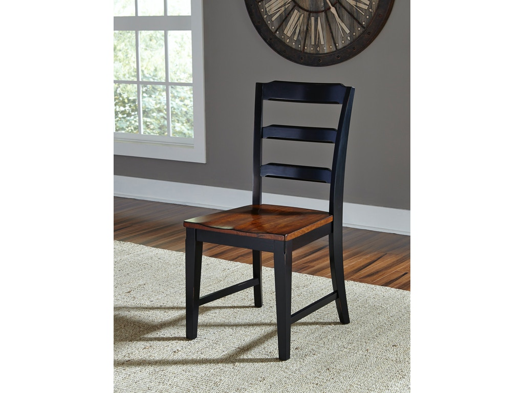 Avalon dining chair set of 2 hil5505802 for Walter e smithe dining room furniture