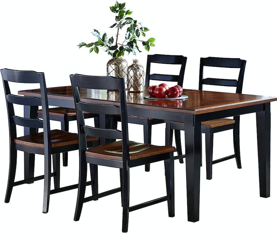 Hillsdale Furniture Bennington 5pc Dining Room Set In: Hillsdale Furniture Dining Room Avalon 5 PC Dining Set