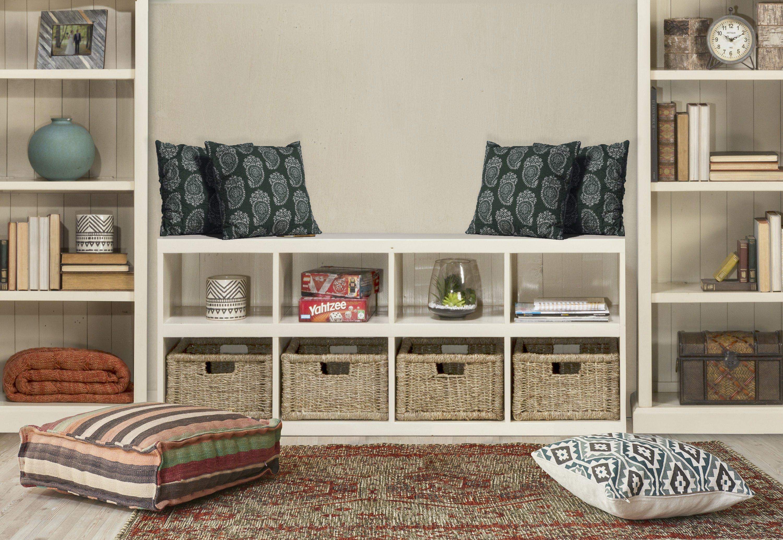 Hillsdale Furniture Accessories Tuscan Retreat Storage Cube