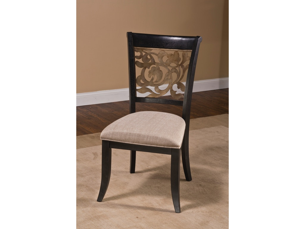 Bennington dining chair set of 2 kd hil5559802 for Walter e smithe dining room sets