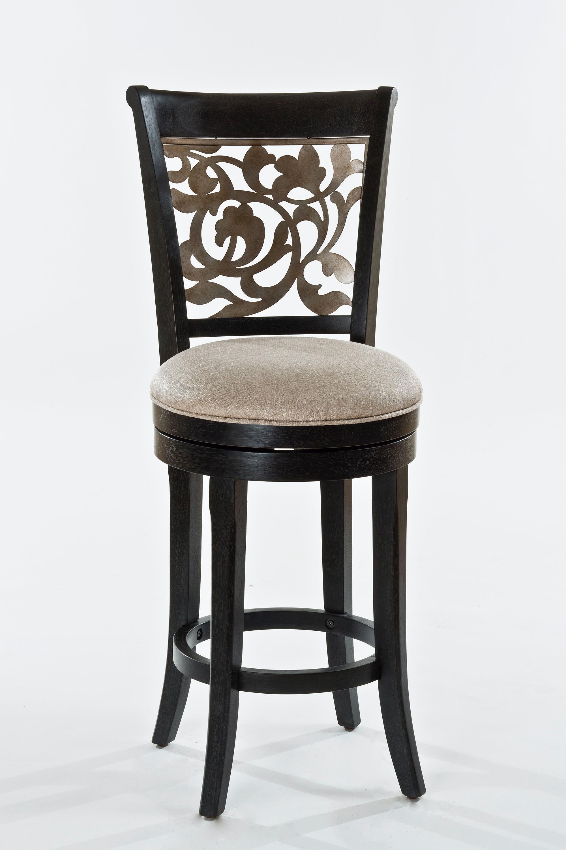 Hillsdale Furniture Bar And Game Room Bennington Swivel