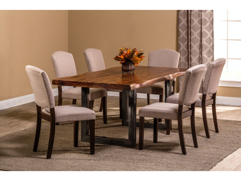 Cool Hillsdale Furniture Dining Room Emerson 7 Piece Rectangle Pdpeps Interior Chair Design Pdpepsorg