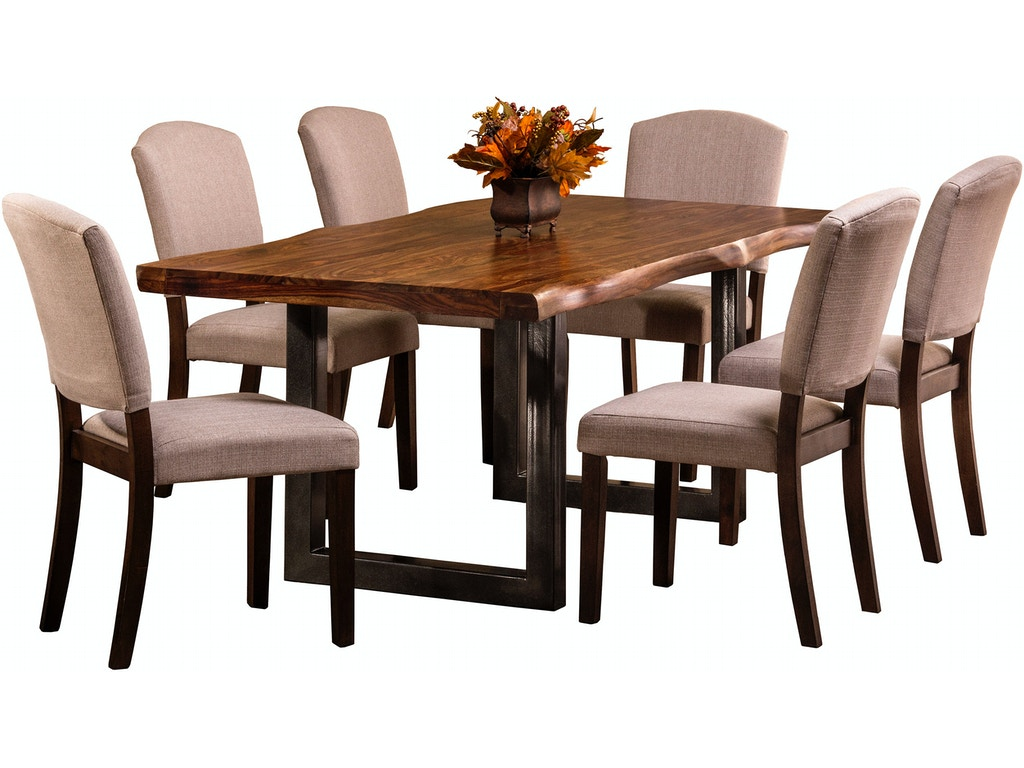 Hillsdale furniture dining room emerson 3 piece rectangle for 3 piece dining room