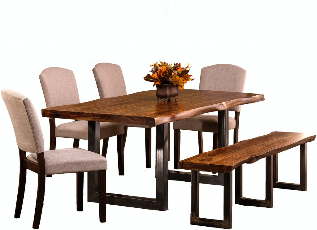 Hillsdale Furniture Dining Room Emerson 6 Piece Rectangle