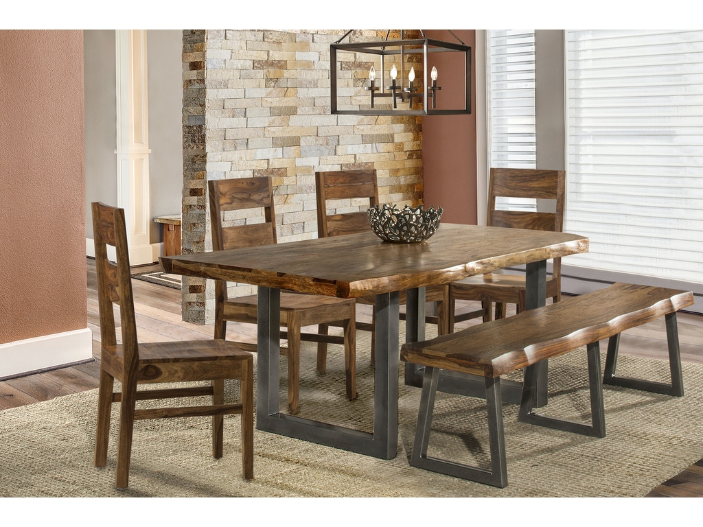 Hillsdale furniture dining room emerson 3 piece rectangle for 2 piece dining room set