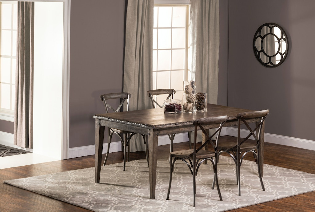 Surprising Hillsdale Furniture Dining Room Lorient 5 Piece Rectangle Pdpeps Interior Chair Design Pdpepsorg