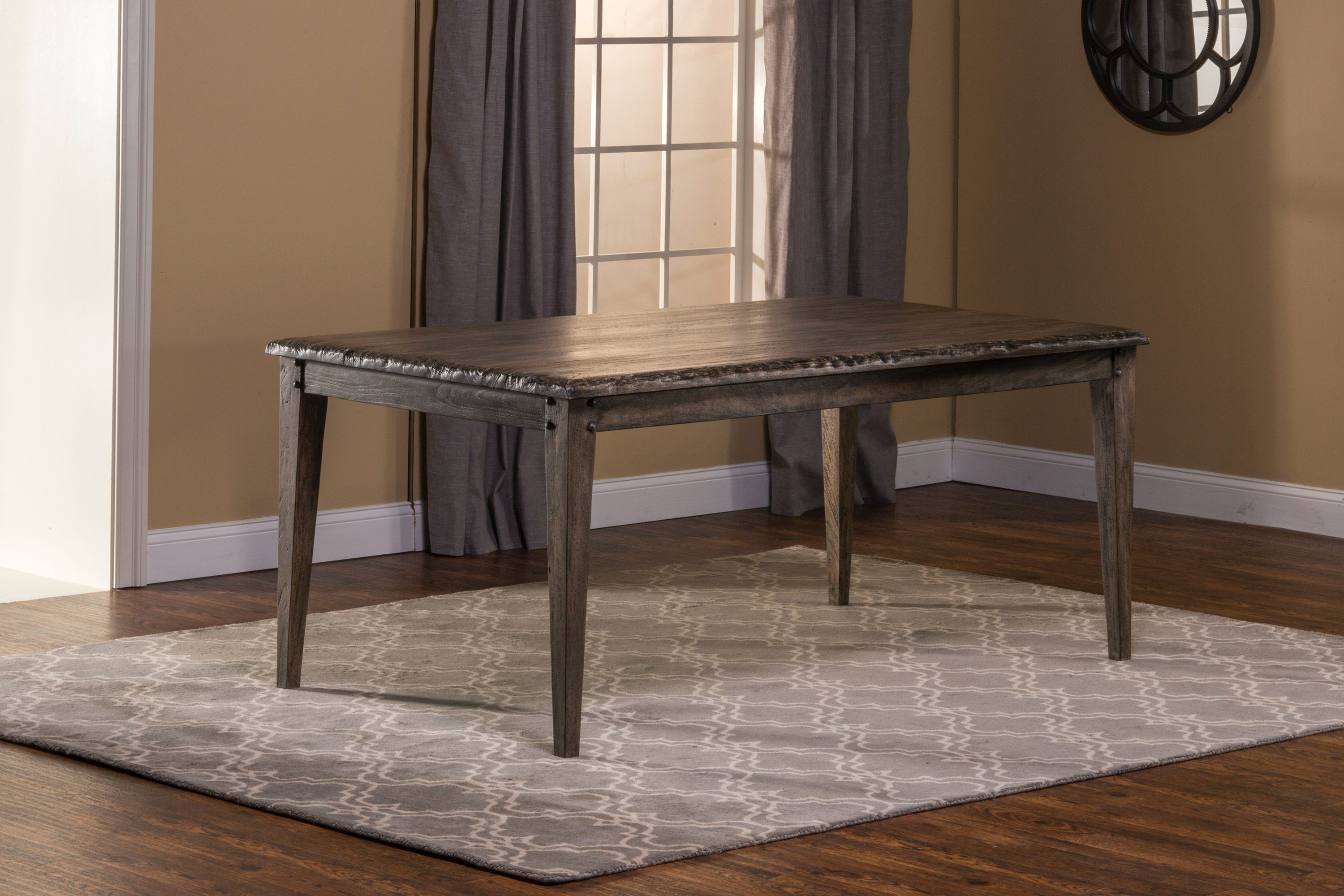 Hillsdale Furniture Lorient Rectangle Dining Table 5678 814