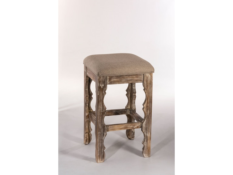 Cool Hillsdale Furniture Bar And Game Room Carrara Backless Non Short Links Chair Design For Home Short Linksinfo