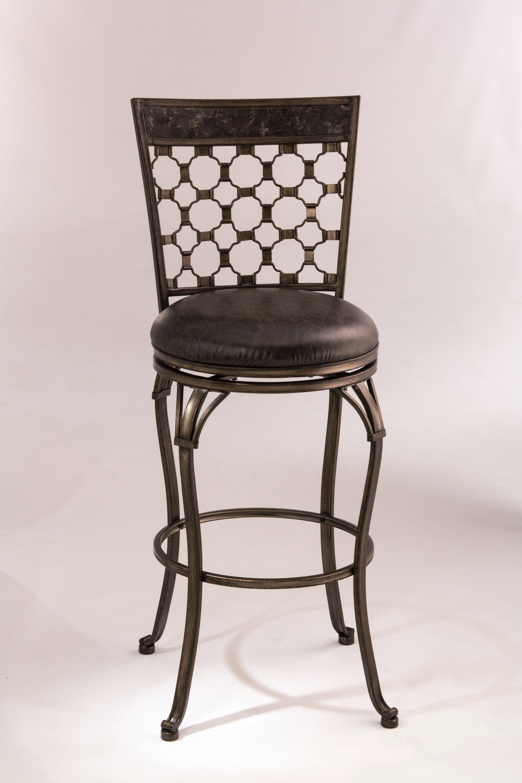 Hillsdale Furniture Bedroom Sparta Vanity Stool 50833h