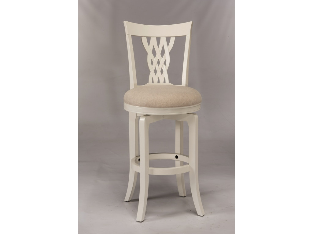 Hillsdale Furniture Bar And Game Room Embassy Swivel Bar Stool 5753 830 Hickory Furniture Mart