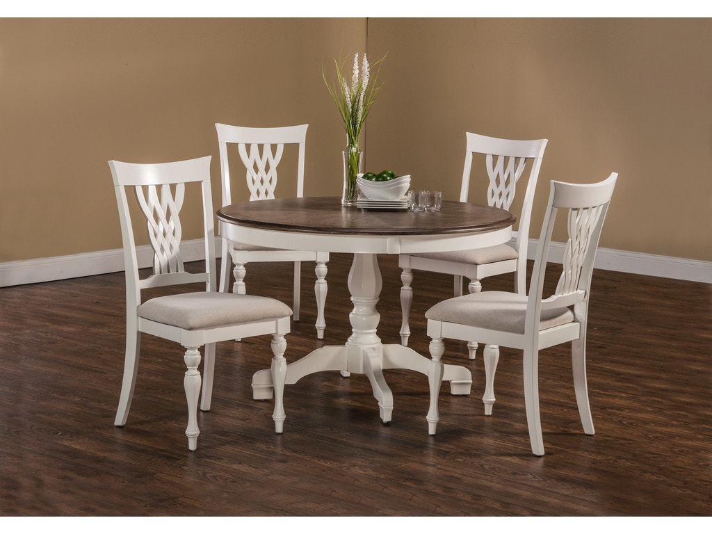 Hillsdale furniture dining room bayberry embassy 5 piece Seaside collection furniture