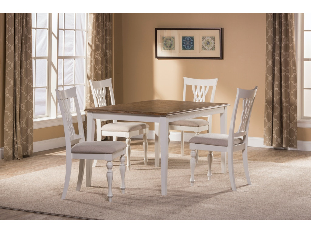 Hillsdale Furniture Dining Room Bayberry Embassy 5 Piece