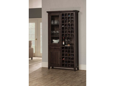 Hillsdale Furniture Tuscan Retreat ® Tall Wine Storage 5823-949W