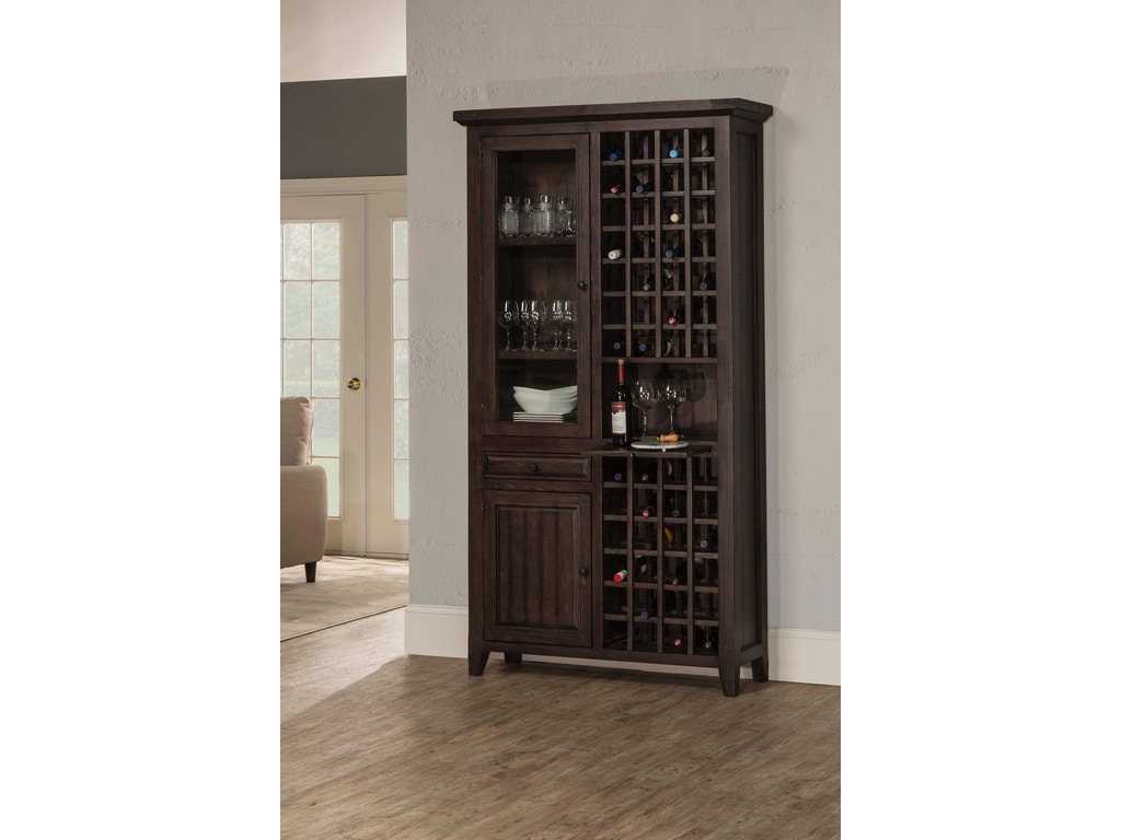Hillsdale Furniture Bar And Game Room Tuscan Retreat 174 Tall