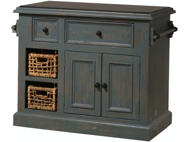 Hillsdale Furniture Bar and Game Room Tuscan Retreat® Wine Console
