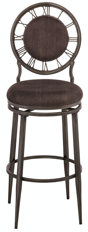 Amazing Hillsdale Furniture Big Ben Swivel Bar Stool 5905 830