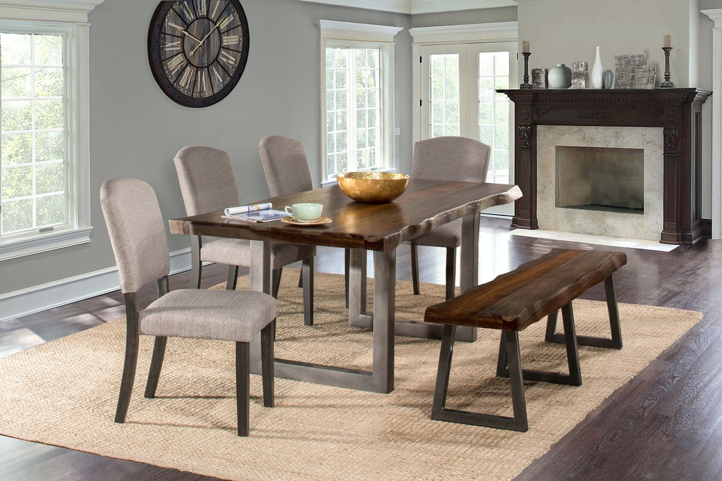 Magnificent Hillsdale Furniture Dining Room Emerson 6 Piece Rectangle Pdpeps Interior Chair Design Pdpepsorg