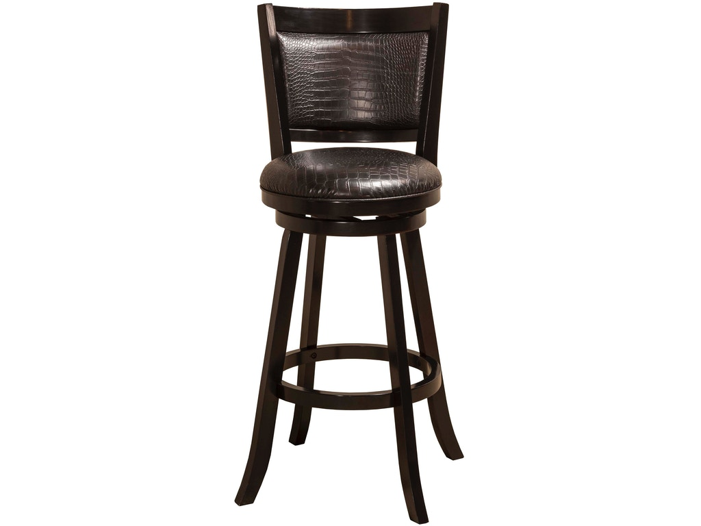 Hillsdale Furniture Bar And Game Room Brannon Swivel Counter Stool 5936 826 Kettle River