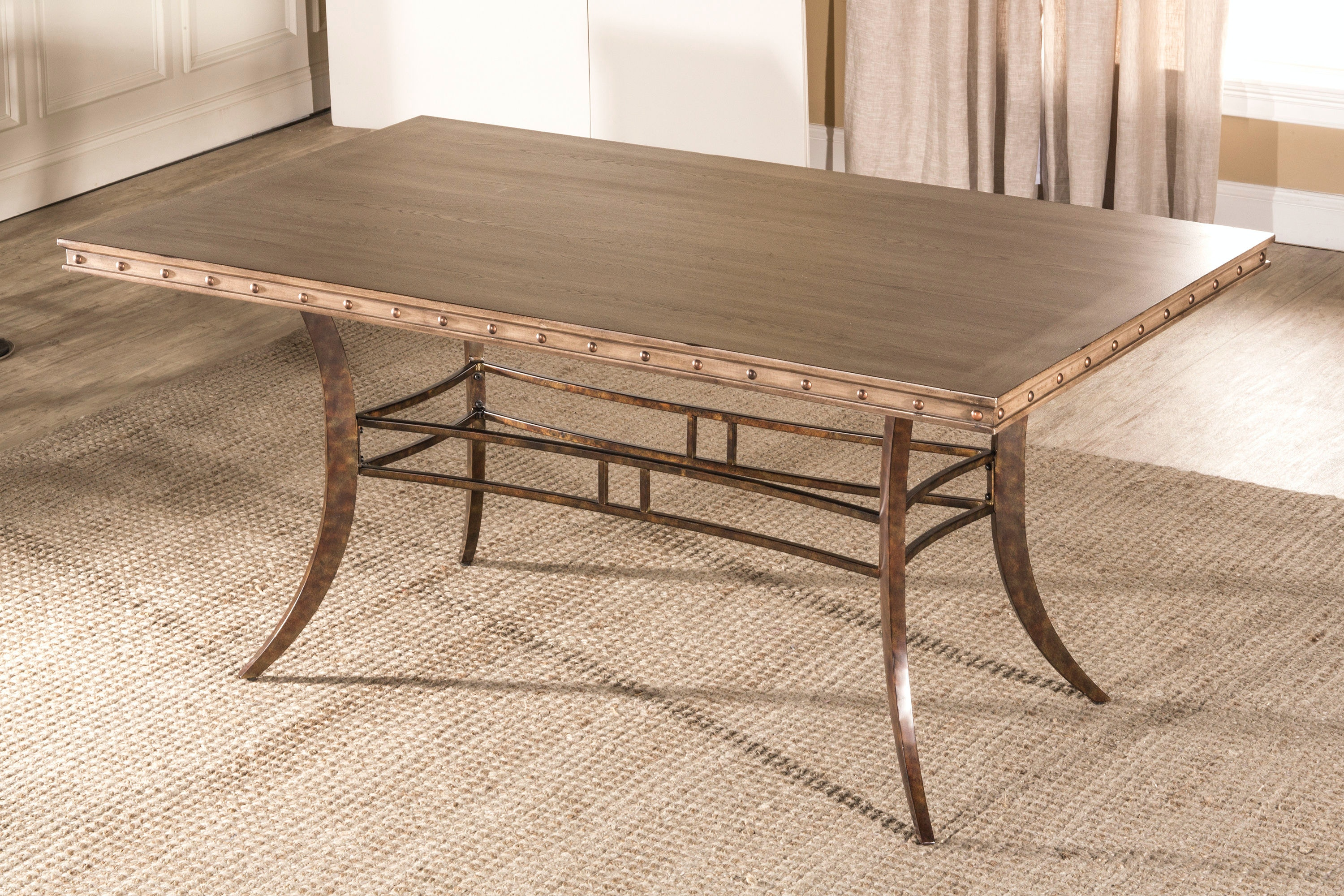 Hillsdale Furniture Emmons Rectangle Dining Table 5984 814