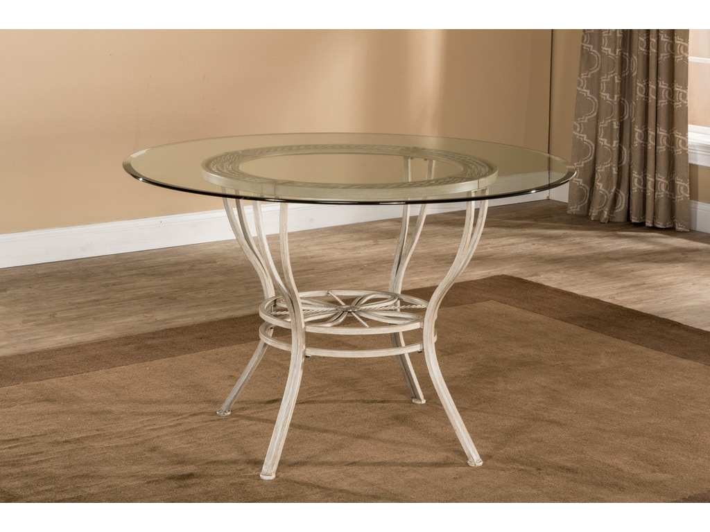Hillsdale Furniture Dining Room Napier 5 Piece Round