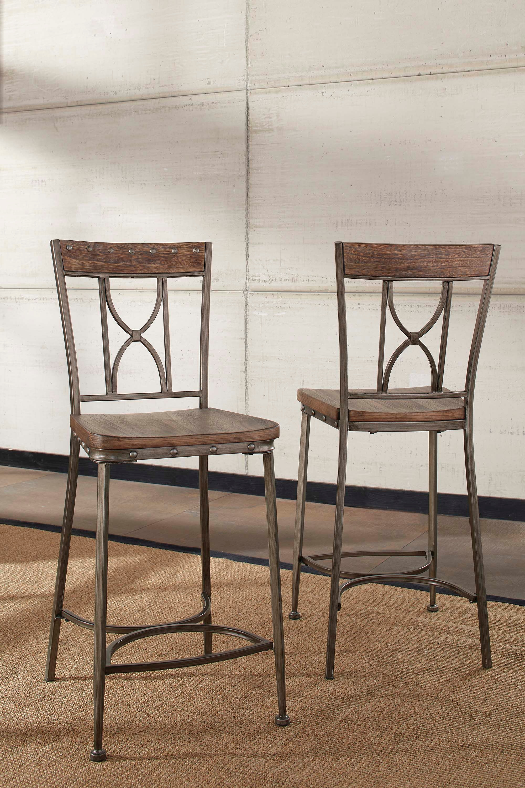 Hillsdale Furniture Bar And Game Room Paddock 5 Piece