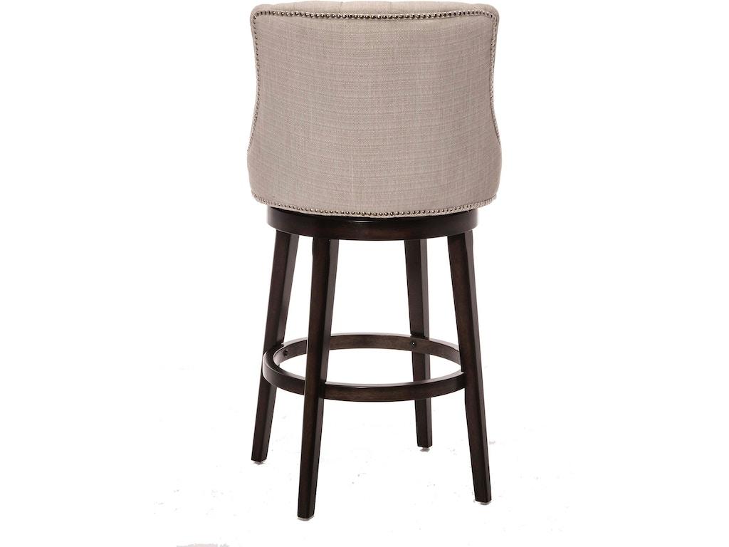 Hillsdale furniture bar and game room halbrooke swivel for Furniture quiz