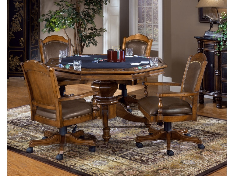 Astounding Hillsdale Furniture Bar And Game Room Nassau 5 Piece Game Pabps2019 Chair Design Images Pabps2019Com
