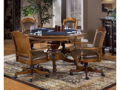 Hillsdale Furniture Nassau Game Table - Top 6060-811