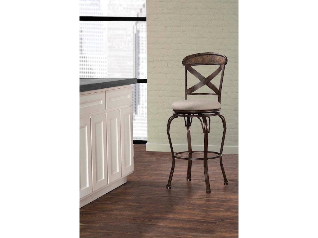 Hillsdale furniture outdoor dining room indoor outdoor for Indoor garden room furniture