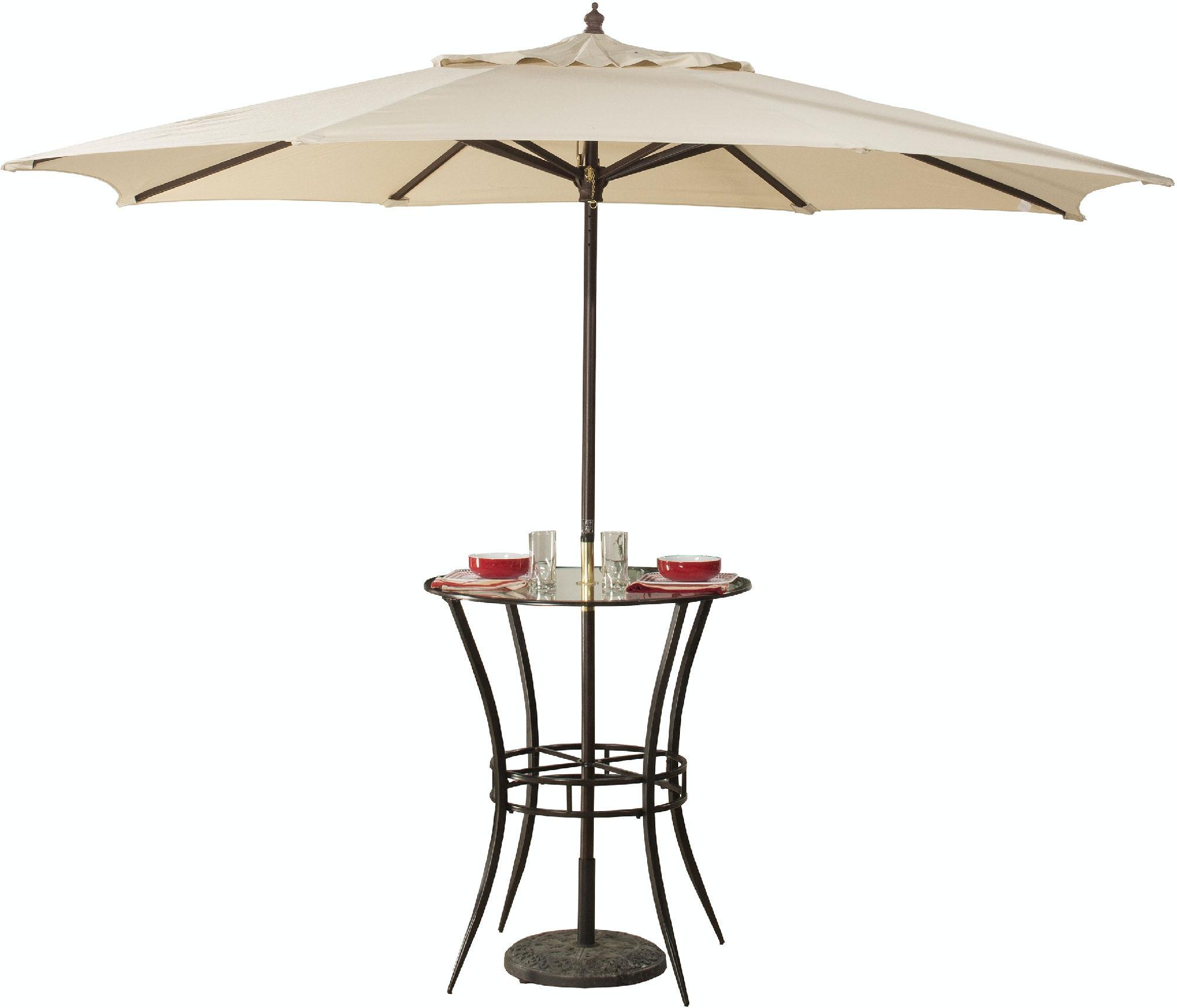 Hillsdale Furniture Outdoorpatio Indooroutdoor Bar Height Bistro