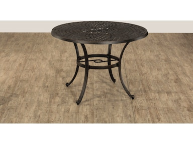Hillsdale Furniture Outdoor Esterton Round Dining Table 6324-810