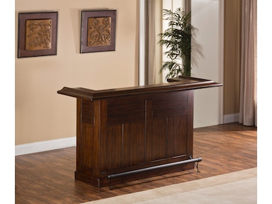 Hillsdale Furniture Classic Large Brown Cherry Bar 64028BCHE
