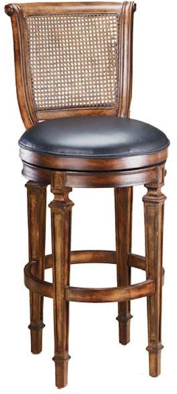 Wondrous Hillsdale Furniture Bar And Game Room Dalton Cane Back Cjindustries Chair Design For Home Cjindustriesco