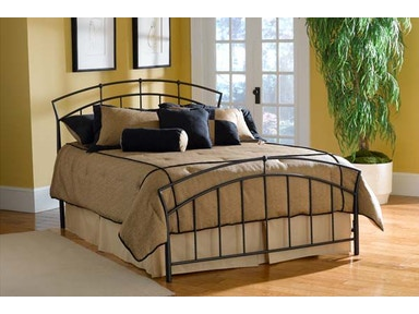 Hillsdale Furniture Vancouver Bed Set - Queen - Rails not included 1024-500