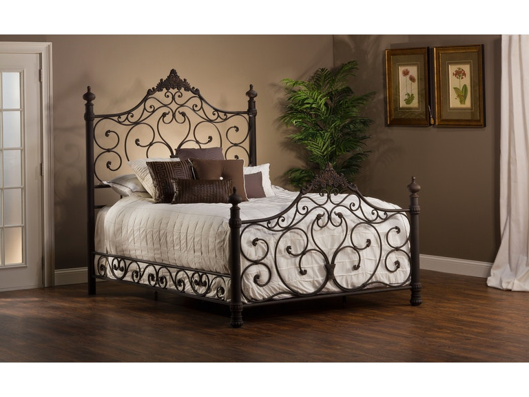 ec5632d3a6cb Hillsdale Furniture Bedroom Baremore Bed Set - Queen (SKU: 1742-500) is  available at Hickory Furniture Mart in Hickory, NC and nationwide.