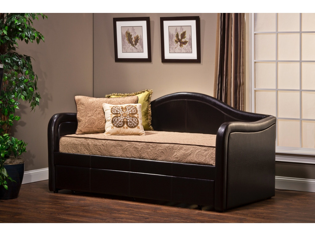 Hillsdale Furniture Bedroom Brenton Daybed With Trundle 1719DBT