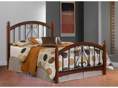 Hillsdale Furniture Burton Way Bed Grill - King 1258-670