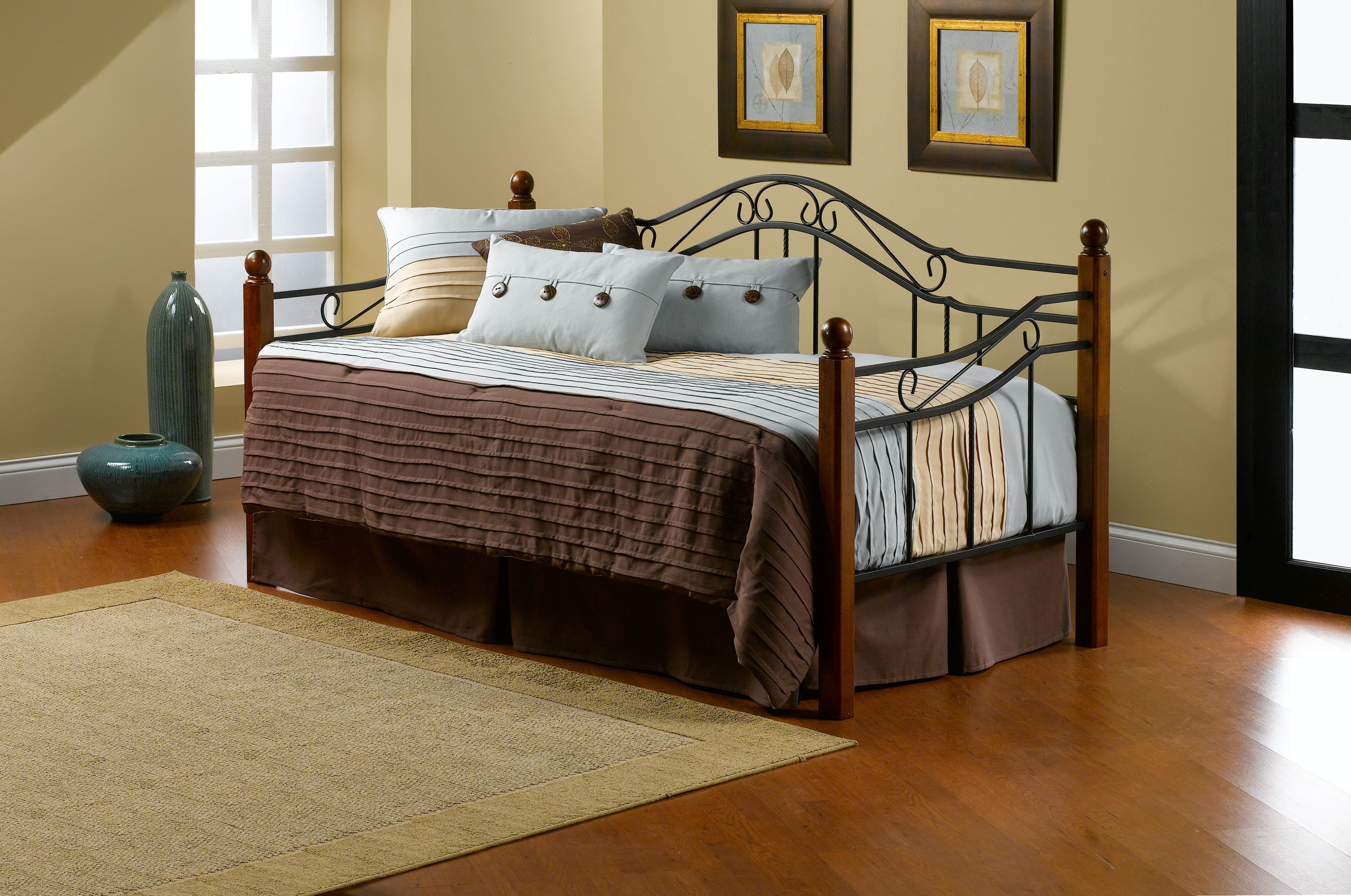 Cheap Hillsdale Furniture Madison Daybed Posts With Furniture Store In Lawton  Ok