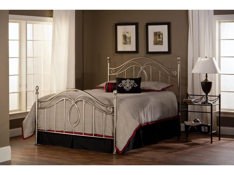 Hillsdale Furniture Bedroom Milano Bed Set