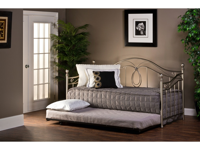 Hillsdale Furniture Bedroom Milano Daybed With Suspension