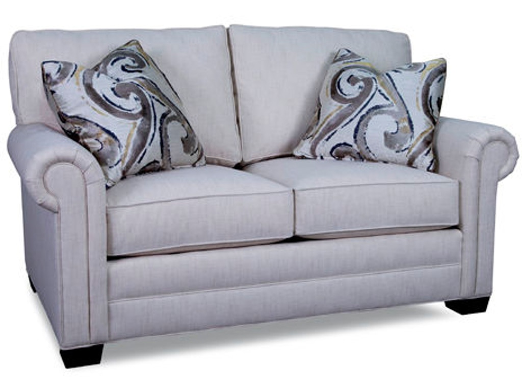 Walter E Smithe Living Room Furniture Of Loveseat 2053 40