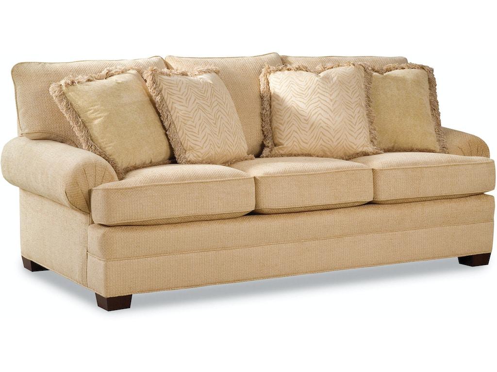 Huntington House Living Room Sofa 2061 20 Hickory