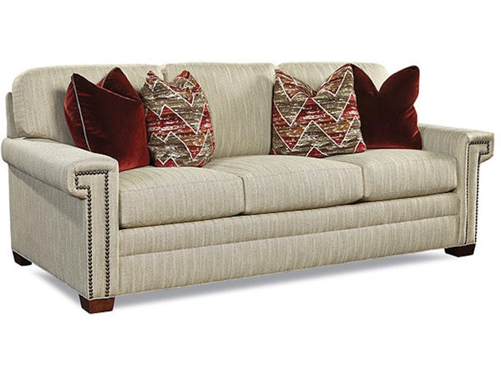 Huntington house living room sofa 2062 20 finesse for Furniture edmonton